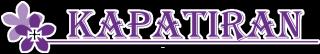 KAPATIRAN -カパティラン- Logo