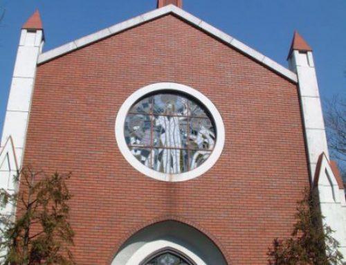 6月30日三光教会にお邪魔しました