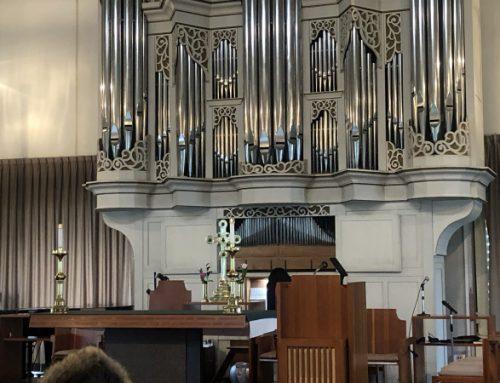 2月16日聖パウロ教会に訪問しました。